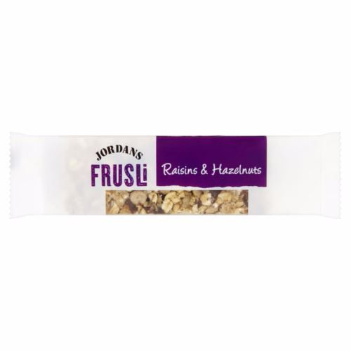 Jordans | Raisin & Hazelnut Bar | 1 x 30g