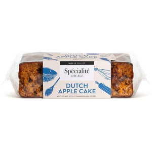 Specialite Locale | Dutch Apple Loaf Cake | 1 X 1 Loaf. This Product Is :- Vegan