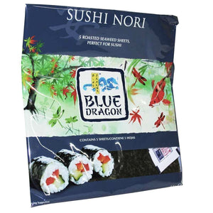 Blue Dragon | Sushi Nori | 1 x 11g | Blue Dragon
