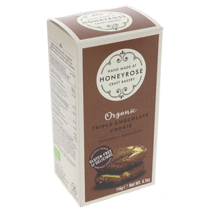 Honeyrose | Triple Chocolate Cookie | 1 x 115g | Honeyrose