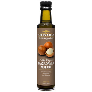 Olivado | Macadamia Nut Oil | 1 x 250ml