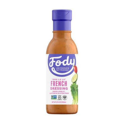 Fody Food Co | Fody  French Salad Dressing | 1 X 227g. Sold By Superfood Market