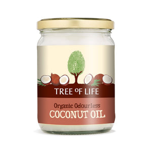 Tree Of Life | Tree Of Life  Organic Odourless Coconut Oil | 1 x 500ml