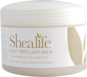 Shealife | Insect Repellent Balm | 1 X 100g. Sold By Superfood Market
