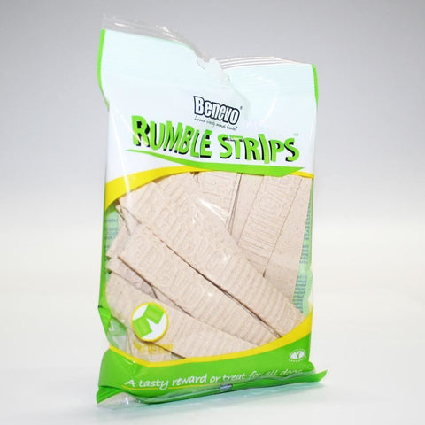 Benevo | Rumble Dog Strips-soft & Chewy | 1 x 180g