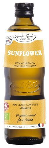 Emile Noel | Organic Sunflower Oil | 1 x 500ml