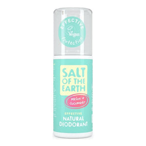 Salt Of The Earth | Melon & Cucumber Travel Spray | 1 X 50ml. Sold By Superfood Market
