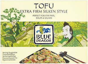 Blue Dragon | Tofu - Firm Silken | 1 x 349g