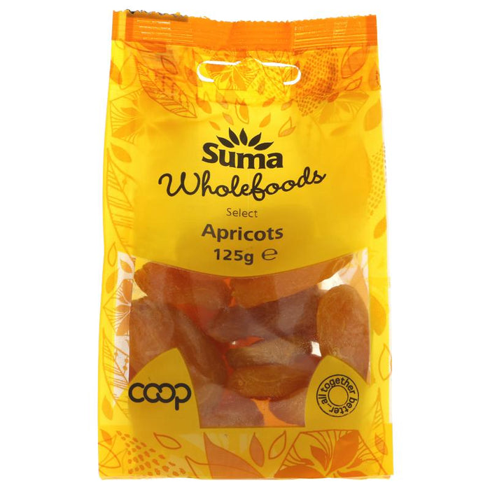 Suma Prepacks | Apricots - Select So2 | 1 x 125g