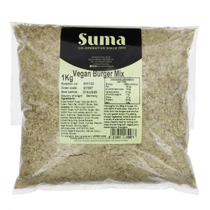 Suma | Burger Mix - Vegan | 1 x 1 Kg
