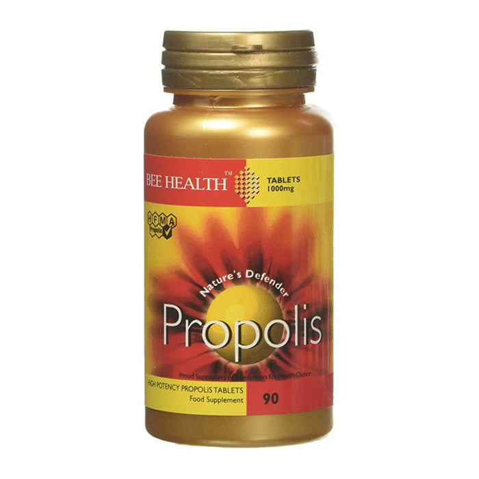 Bee Health Limited | Bee Health  Propolis 1000mg Tablets | 1 x 90s