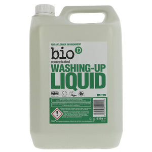 Bio D | Washing Up Liquid | 5l