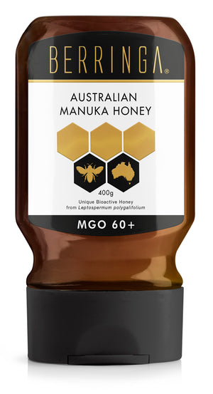 Berringa | Everyday Active Manuka Honey Mgo 60+ | 1 x 400g
