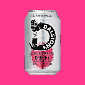 Dalston's | Real Squeezed Cherry Sparkling | 1 x 330ml