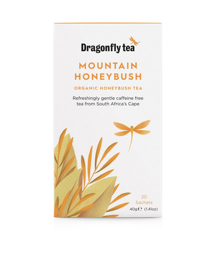 Dragonfly Tea | Mountain Honeybush | 1 x 20 Bags