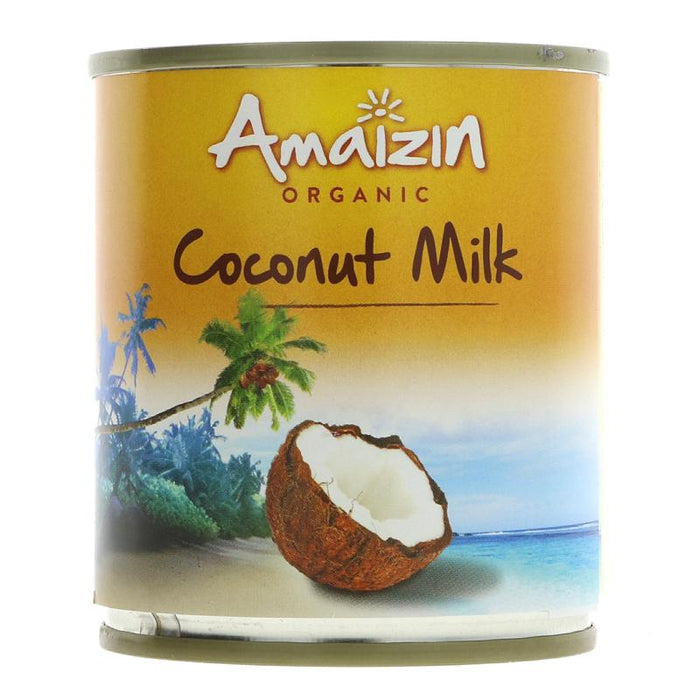 Amaizin | Rich Coconut Milk Og | 1 x 200ml