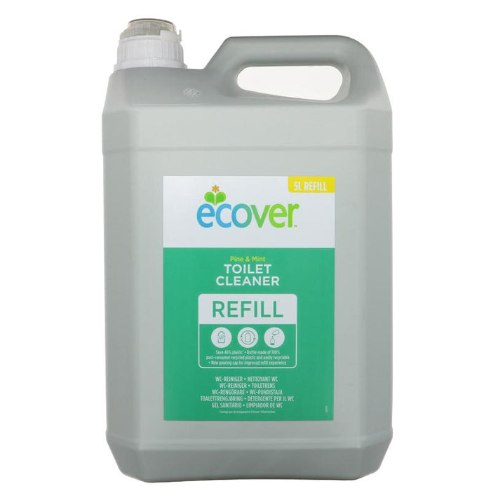 Ecover | Toilet Cleaner Pine & Mint | 5l