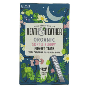 Heath & Heather | Night Time Tea | 1 x 20 Bags