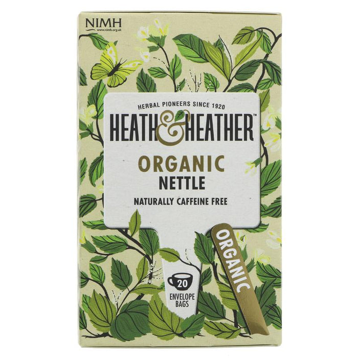 Heath And Heather | Nettle | 1 x 20 Bags