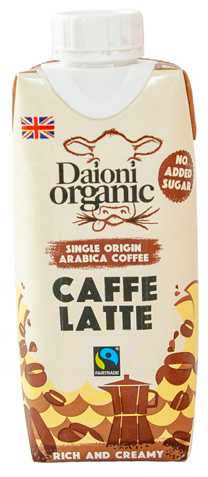 Daioni | Cafe Latte Iced Coffee Drink | 1 x 330ml