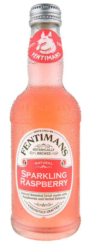 Fentimans | Sparkling Raspberry | 1 x 275ml | Fentimans