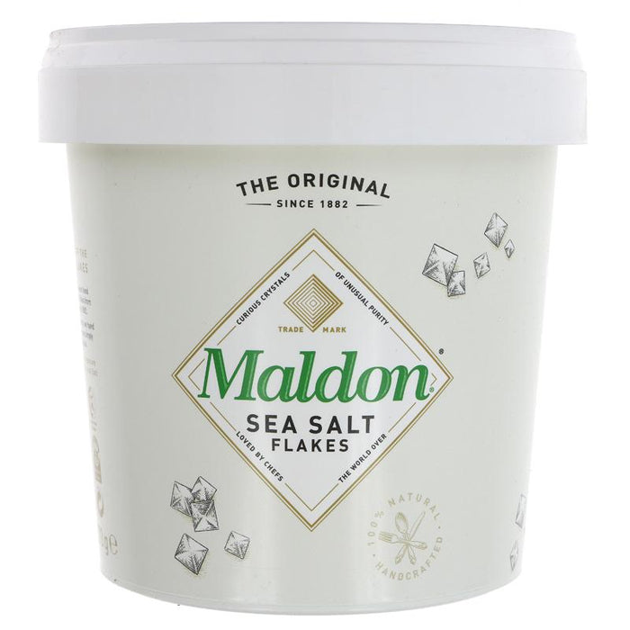 Maldon | Sea Salt - Flaky Crystals | 1 x 570g