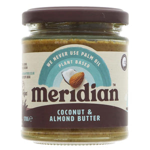 Meridian | Almond & Coconut Butter | 1 x 170g