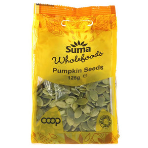 Suma Prepacks | Pumpkin Seeds | 1 x 125g