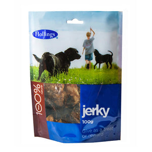 Hollings | Jerky For Dogs | 1 x 100g