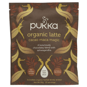 Pukka | Cacao Maca Magic Latte | 1 x 90g
