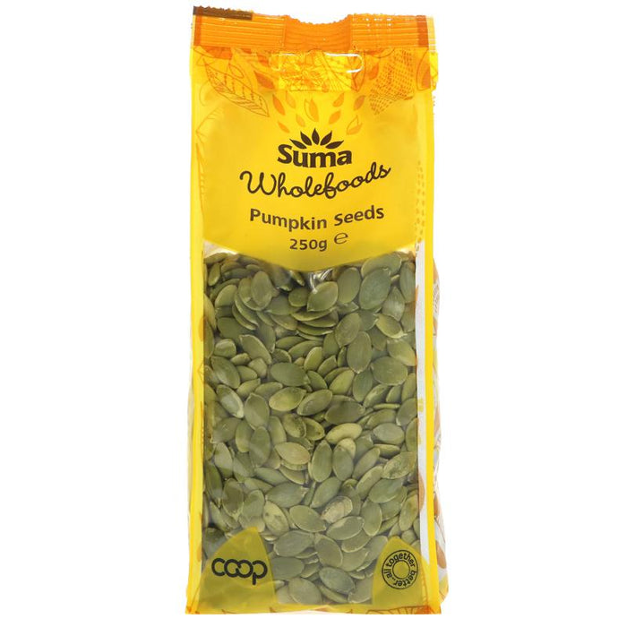 Suma | Pumpkin Seeds | 1 x 250g