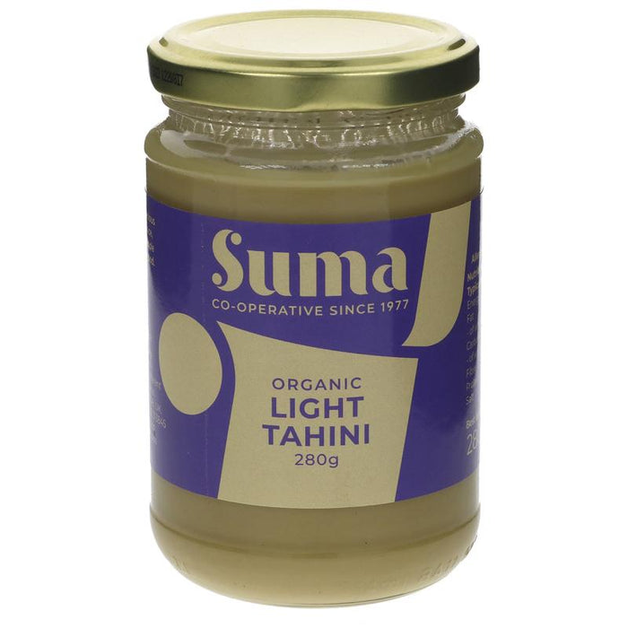 Suma | Tahini - Light; Organic | 1 x 280g