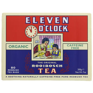 Eleven O'clock | Rooibos | 1 x 80 Bags