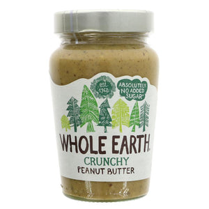 Whole Earth | Peanut Butter-crunchy Original | 1 x 340g