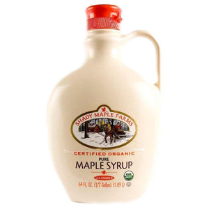 Shady Maple Farms | Maple Syrup - Organic | 1.89l. This Product Is :- Vegan,organic