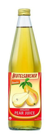 Beutelsbacher | Organic Pear Fruit Drink | 1 x 750ml