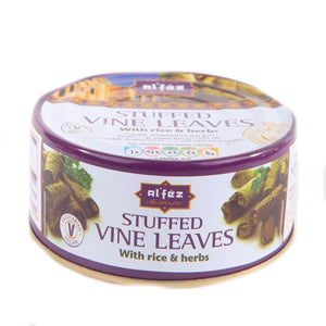 Al'fez | Vine Leaves Stuffed With Rice | 1 x 280g | Al'fez