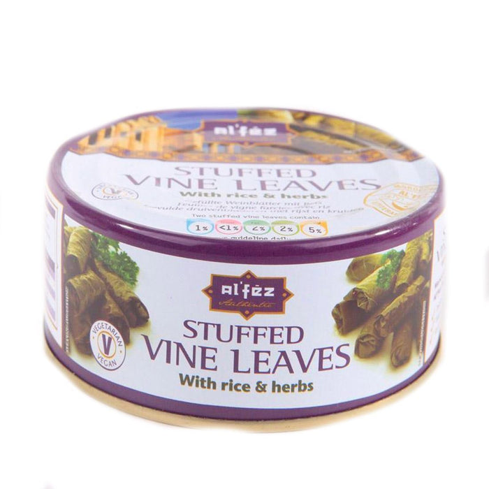 Al'fez | Vine Leaves Stuffed With Rice | 1 x 280g