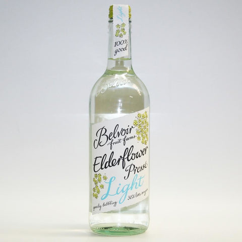 Belvoir | Elderflower Light Presse | 1 x 750ml
