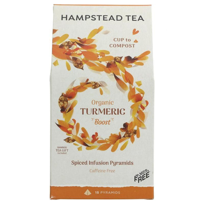 Hampstead Tea | Turmeric | 1 x 15 Bags