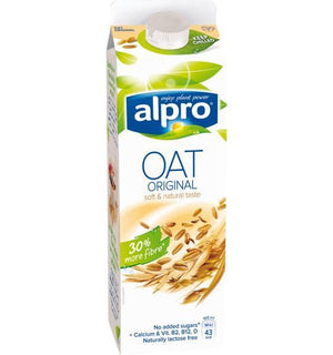 Alpro Uk Ltd A | Alpro Alpro Oat Original | 1 x 1ltr | Alpro Uk Ltd A
