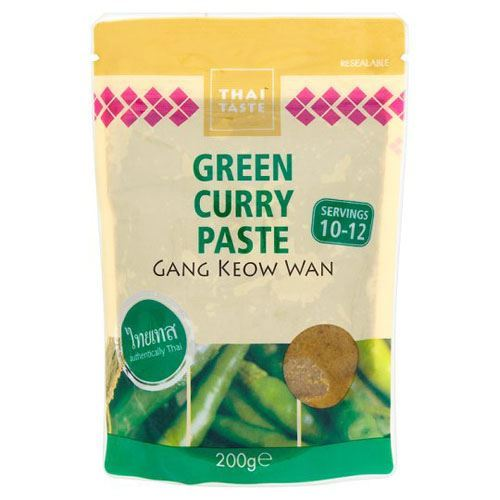 Thai Taste | Green Curry Paste | 1 x 400g