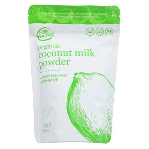 The Coconut Company | Coconut Milk Powder - Organic | 1 X 250g. This Product Is :- Gluten Free,vegan,organic