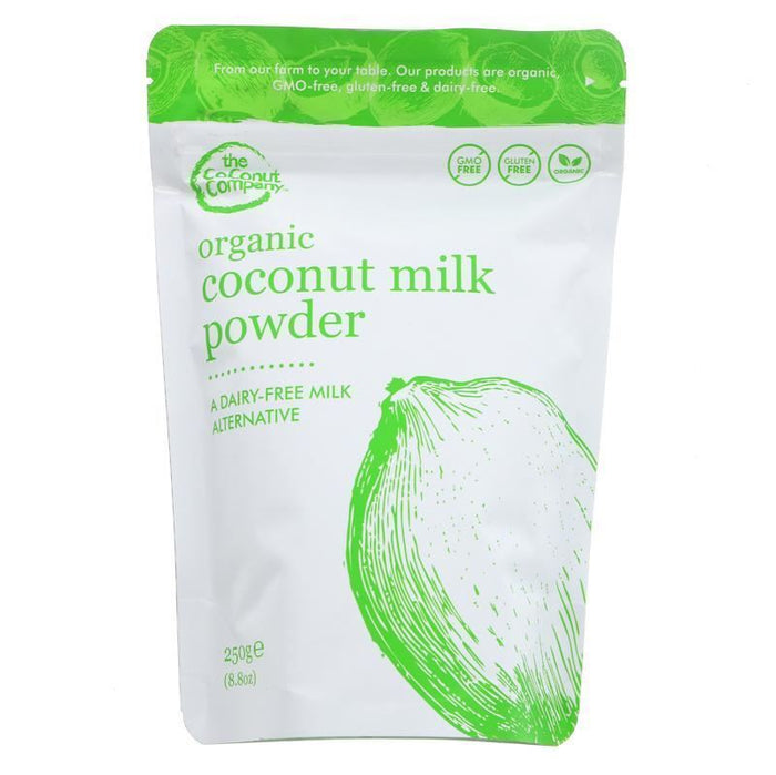The Coconut Company | Coconut Milk Powder - Organic | 1 x 250g