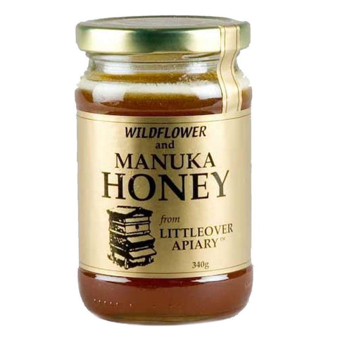 Littleover Apiaries | Manuka Wildflower Honey | 1 x 340g
