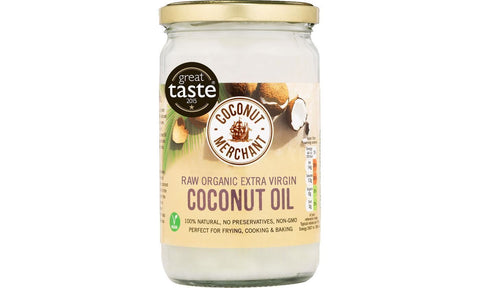 Coconut Merchant | Organic Coconut Oil | 1 x 300ml