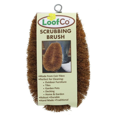 Loofco | Scrubbing Brush | 1 X 1. This Product Is :- Vegan