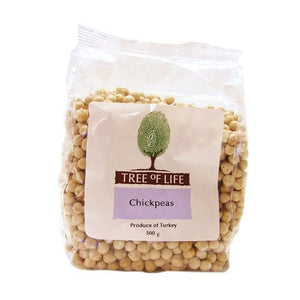 Tree Of Life | Chick Peas | 1 x 500g