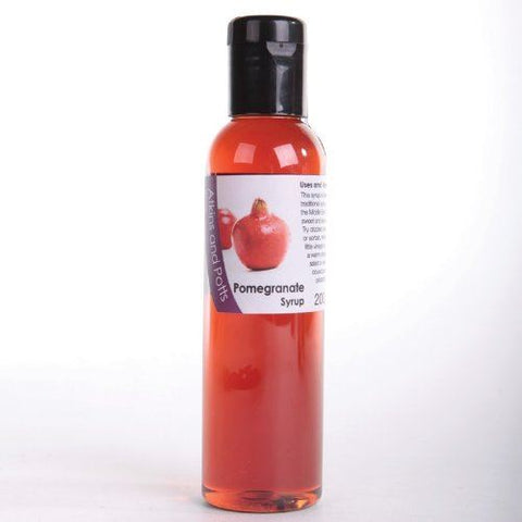 Atkins & Potts | Pomegranate Syrup | 1 X 200g. Sold By Superfood Market