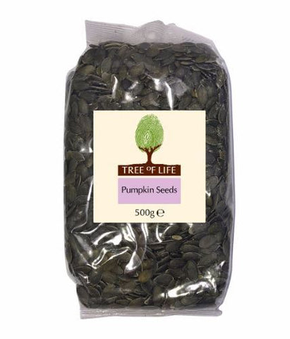 Tree Of Life | Pumpkin Seeds | 1 x 500g